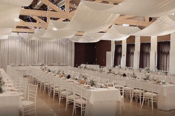Svadobná hostina v Bratislave a okolí
